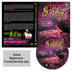 Salsa Beginners Fundamentals On2