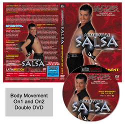 Body Movement On1 and On2 (2 Disc Set)