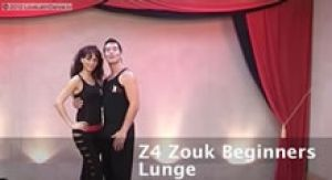 Z4 Zouk Lunge