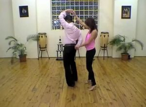 S39 Salsa pattern form the vault with Oliver & Luda