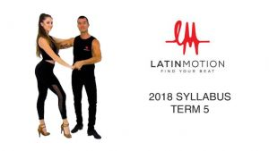 Lesson 10 2018 Term 5 Level 5 Salsa Syllabus